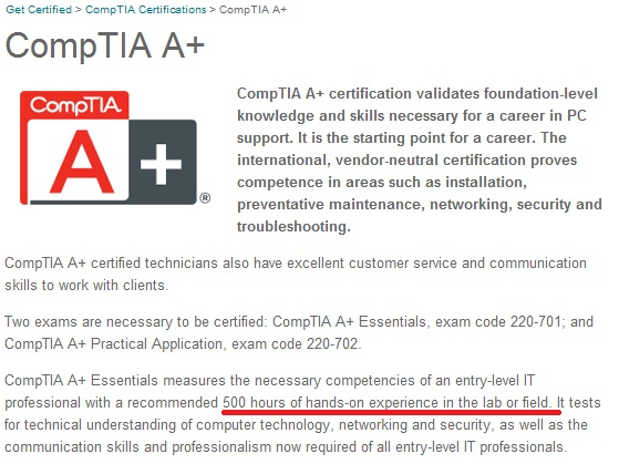 CompTIA Training Classes in Chicago: Best CompTIA A+ certification ...