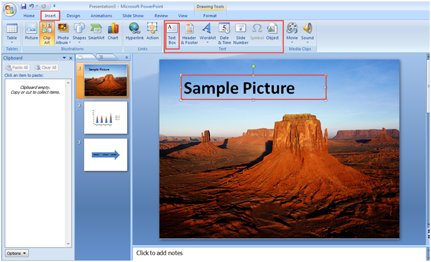 powerpoint 2007 training text 4