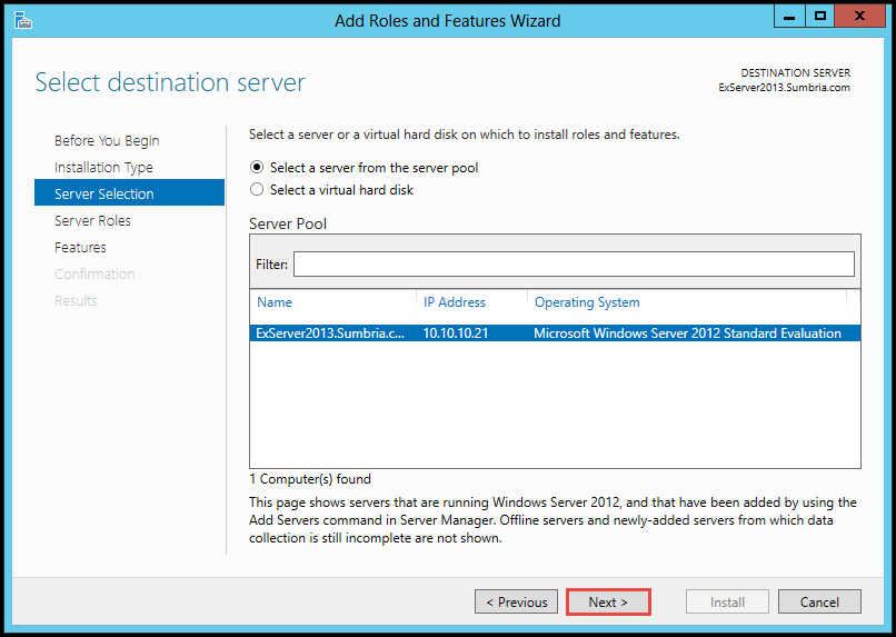 How to Install FTP Role on Windows Server 2012 (Part 3) add roles and features 5